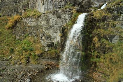 200-foot Stewart Falls