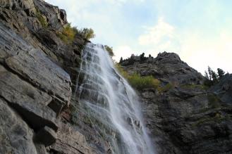 607-foot Bridal Veil Falls